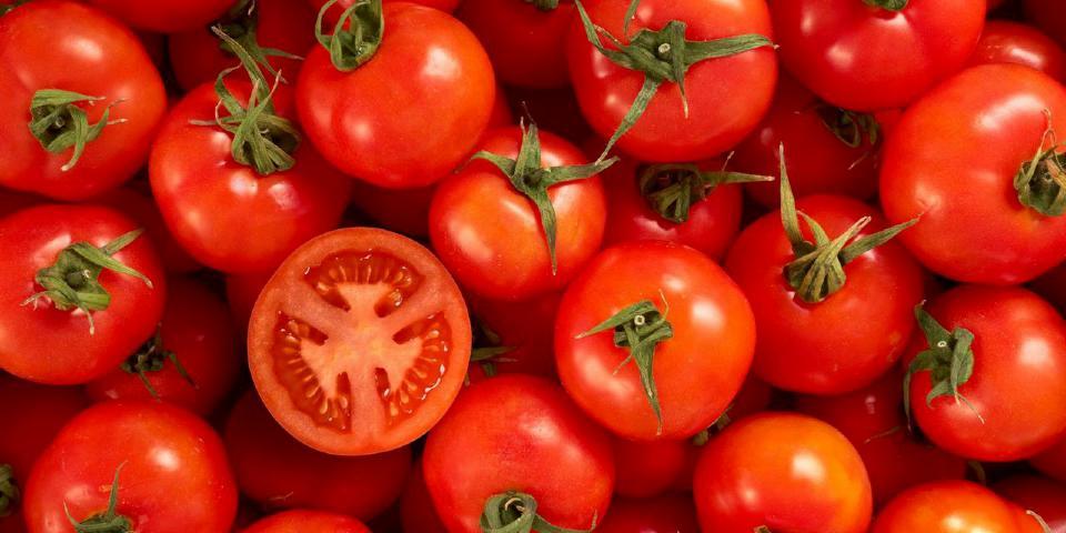 Kulit Gebu Dan Flawless Lepas Amal Bersihkan Wajah Guna Tomato